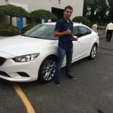 Alex buying 2015 Mazda 6
